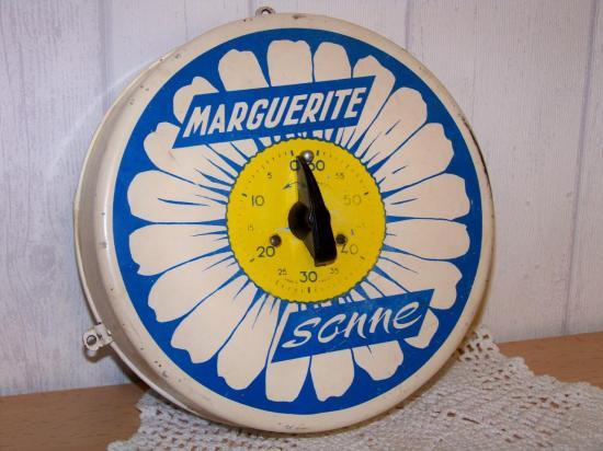 minuteur jaz pour les produits Marguerite diamètre 190 mm